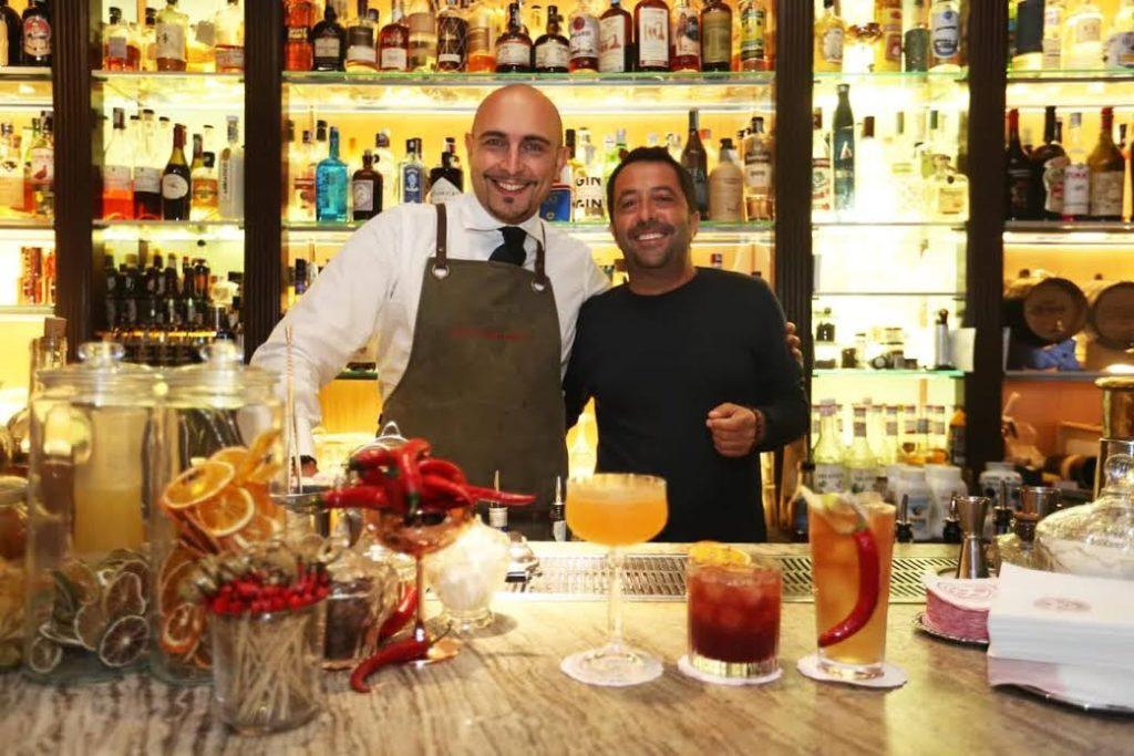 La nuova drink list dell'Archivio Storico è eco – friendly